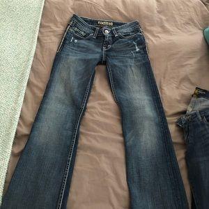 BKE Brand jeans